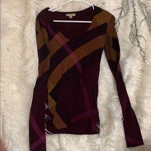 Burberry fall sweater